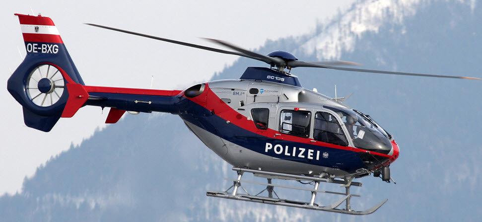 800 EC-135 ARF Police Austria