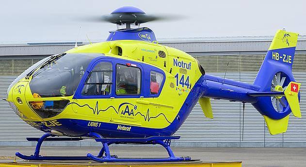 800 EC-135 ARF Lions Air