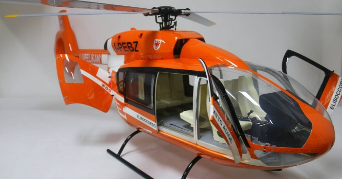 800 EC-145 T2 ARF Pelikan