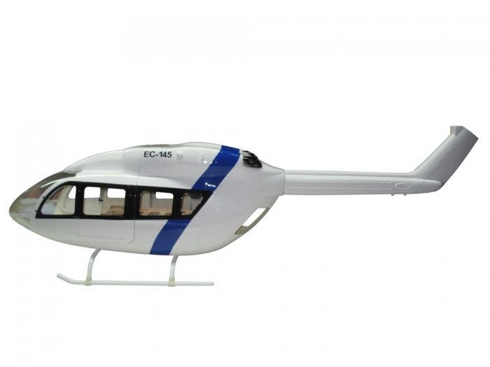 600 EC-145 White Blue