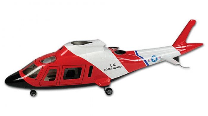 450 A-109 Rescue Version