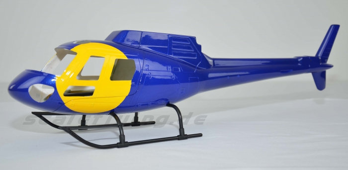 450 AS-350 blue yellow