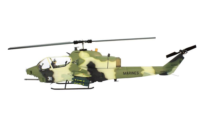 470 AH-1W ARF Super Cobra Camo