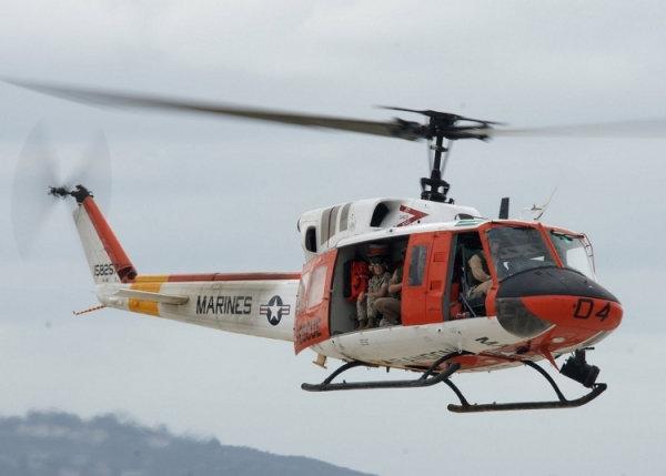 600 UH-1N Rescue