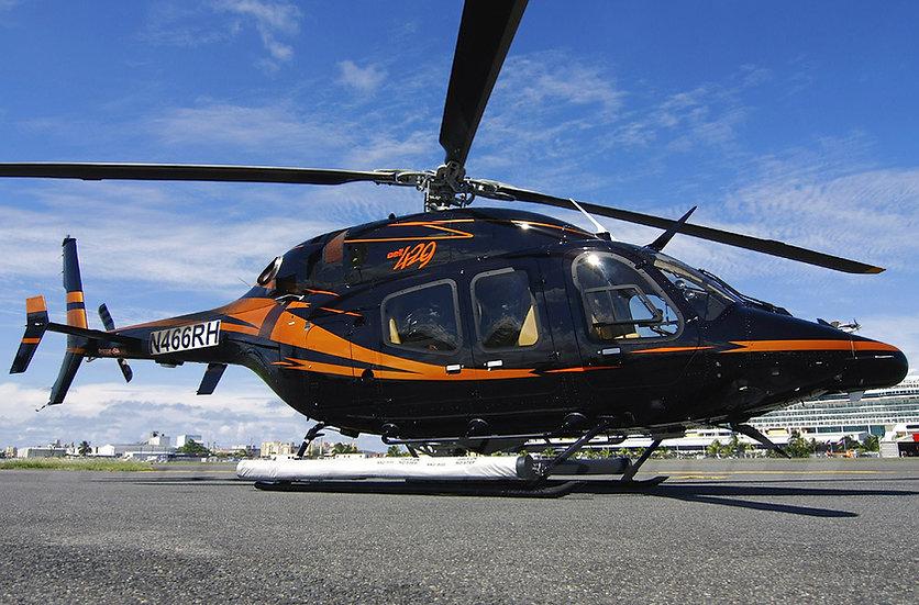 700 B 429 Black Orange
