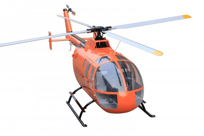 800 BO-105 ARF Luftrettung