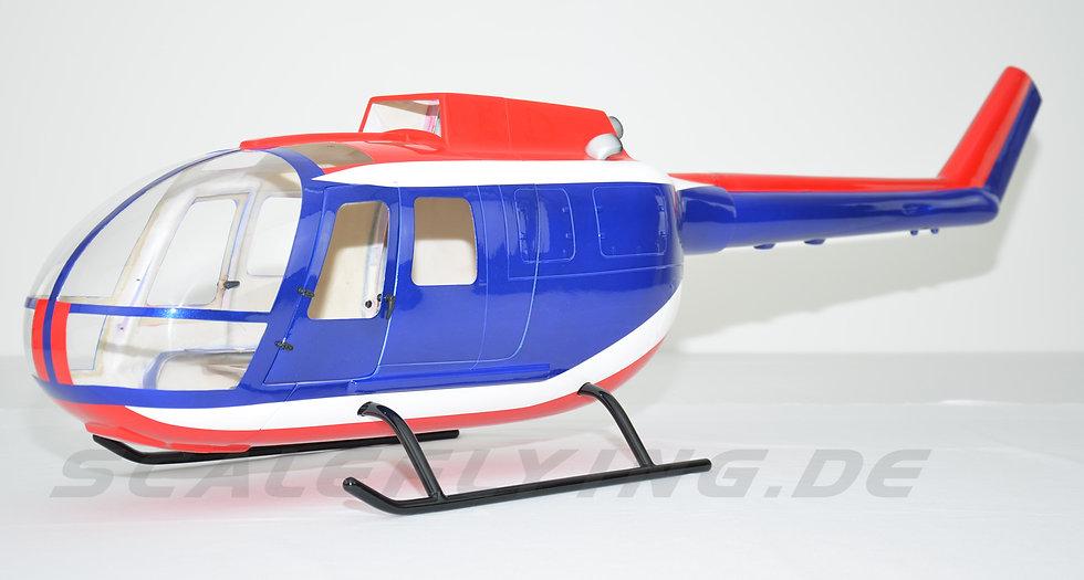 600 BO-105 Police Blue