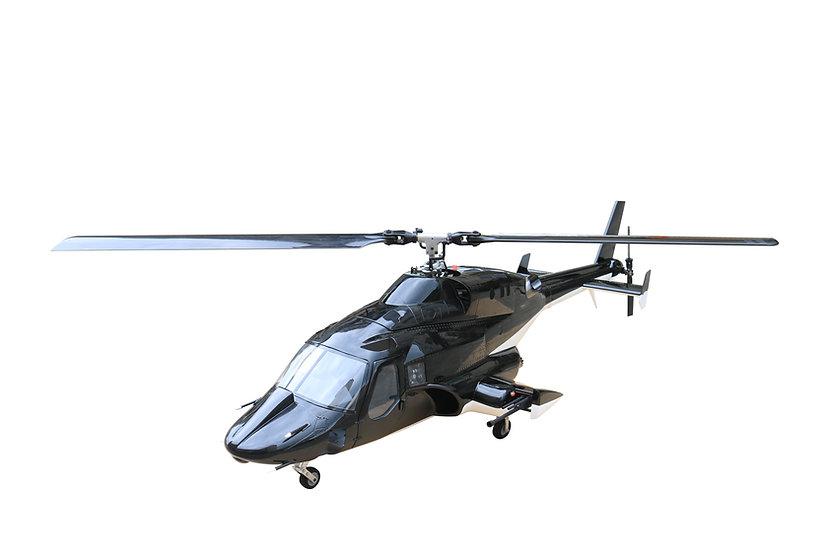 600 Airwolf ARF