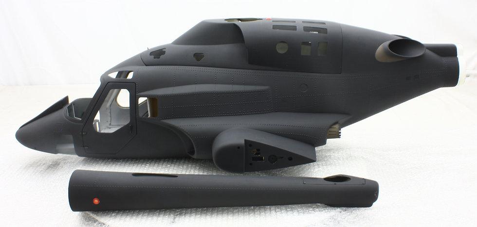 800 Airwolf ARF matte