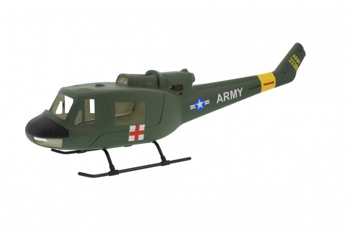450 UH-1B Army Drab