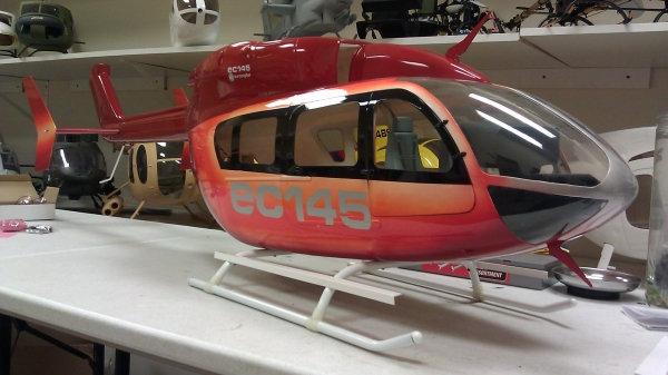 600 EC-145 PF