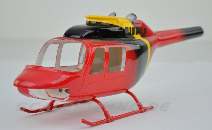 450 B206 Jet Ranger Sky News