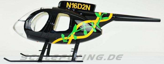 700 MD-500E Black