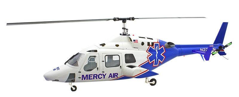 800 B 222 ARF Mercy Flight