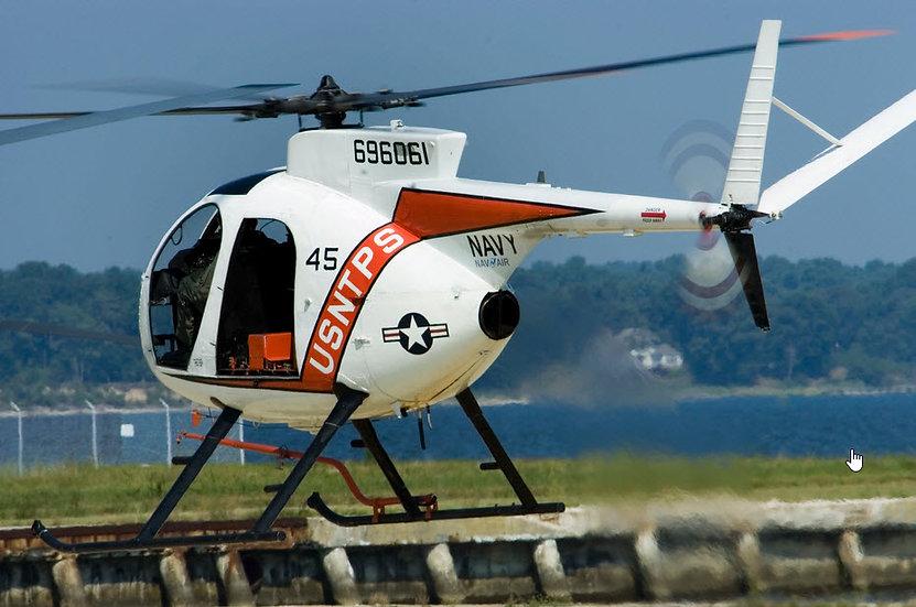 800 OH-6 ARF Cayouse