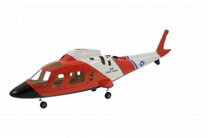 600 A-109 Coast Guard
