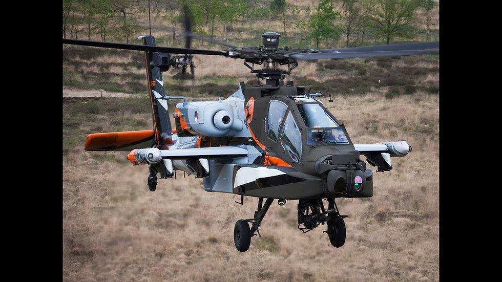 700 AH-64 ARF Netherlands