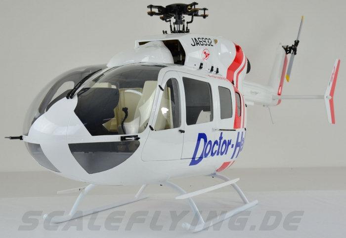 800 EC-145 T1 ARF Doctor Heli