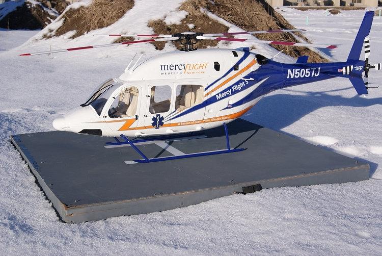 700 B 429 Mercy Flight