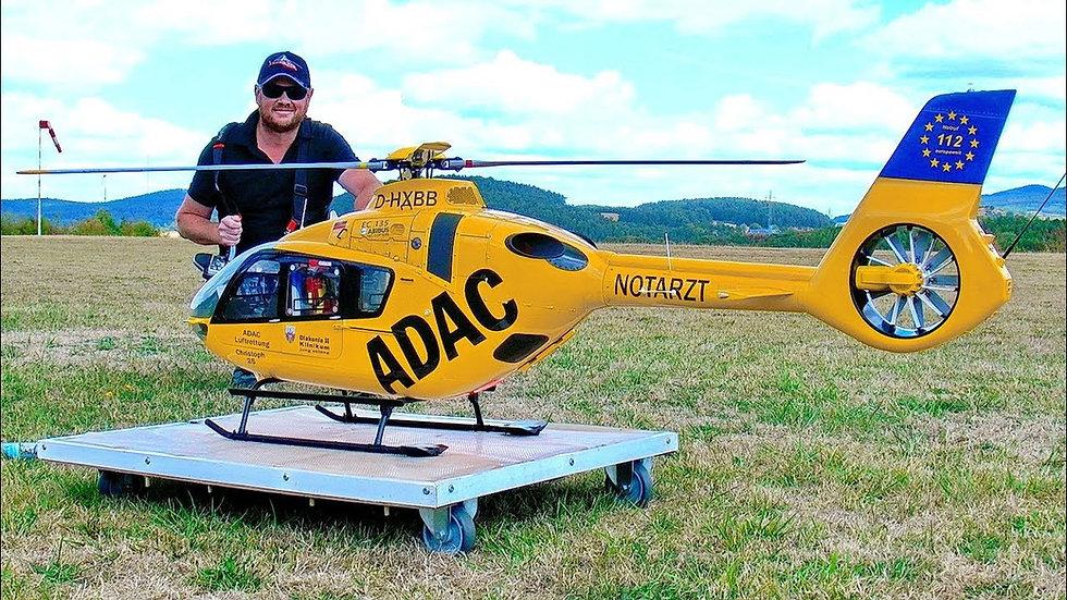 800 EC-135 T2 ARF ADAC