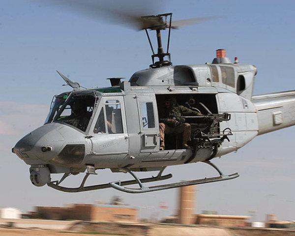 600 UH-1N Iroquois