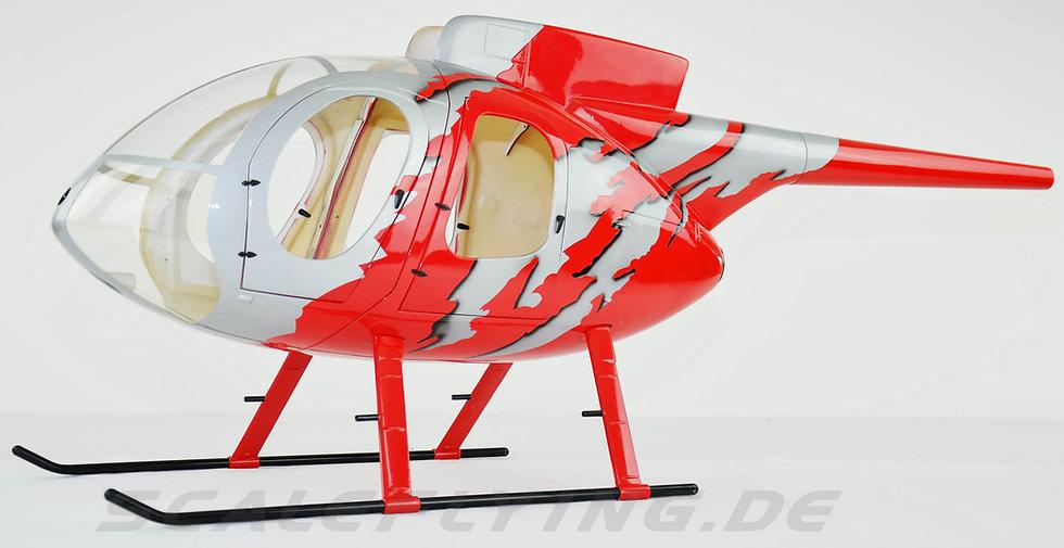 600 MD500E ARF GJIVE Red