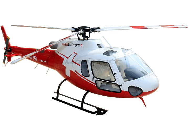 700 AS-350 Swiss Helicopter