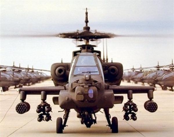 500 AH-64 Military Drab