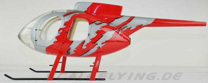 700 MD-500E G-JIVE Red