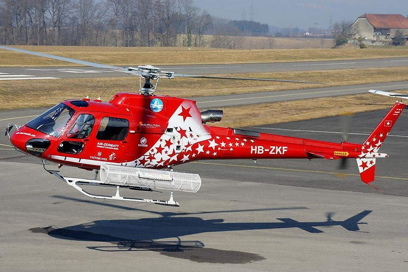 700 AS-350 Air Zermatt