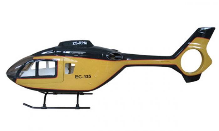 450 EC-135 Civil Version