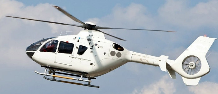 800 EC-135 ARF White