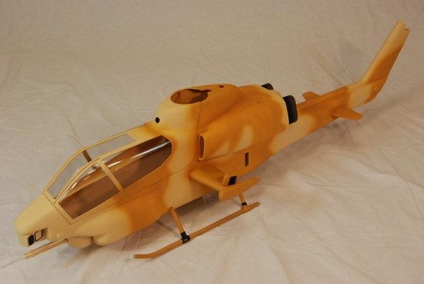 500 AH-1S Cobra Desert