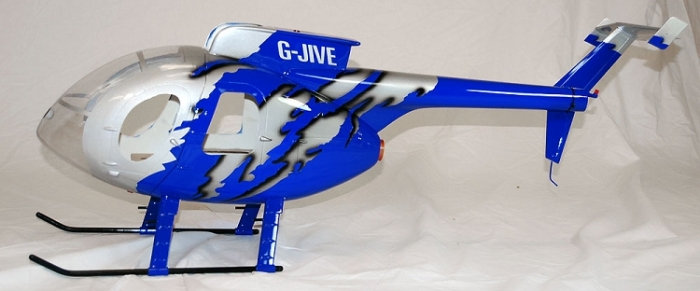 500 MD-500E G-JIVE Blue
