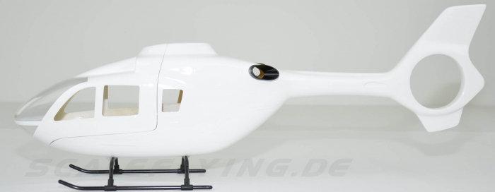 450 EC-135 Gelcoat White