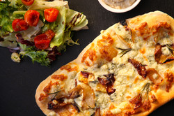 Blue Cheese Flatbread