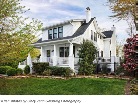 Houzz Tour: Urban Farmhouse With Many Rooms for Gathering