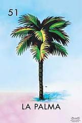La Palma (the palm tree) by Don Clemente