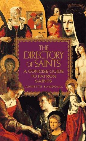The Directory of Saints (Dutton/Penguin)