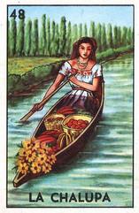 La Chalupa  (the canoe) by Don Clemente