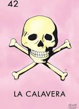 La Calavera (the skull) by Don Clemente