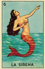 La Sirena (the Mermaid) by Don Clemente