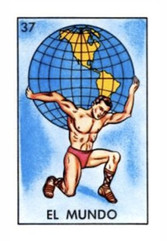 """El Mundo (""""the world"""") by Don Clemente"""