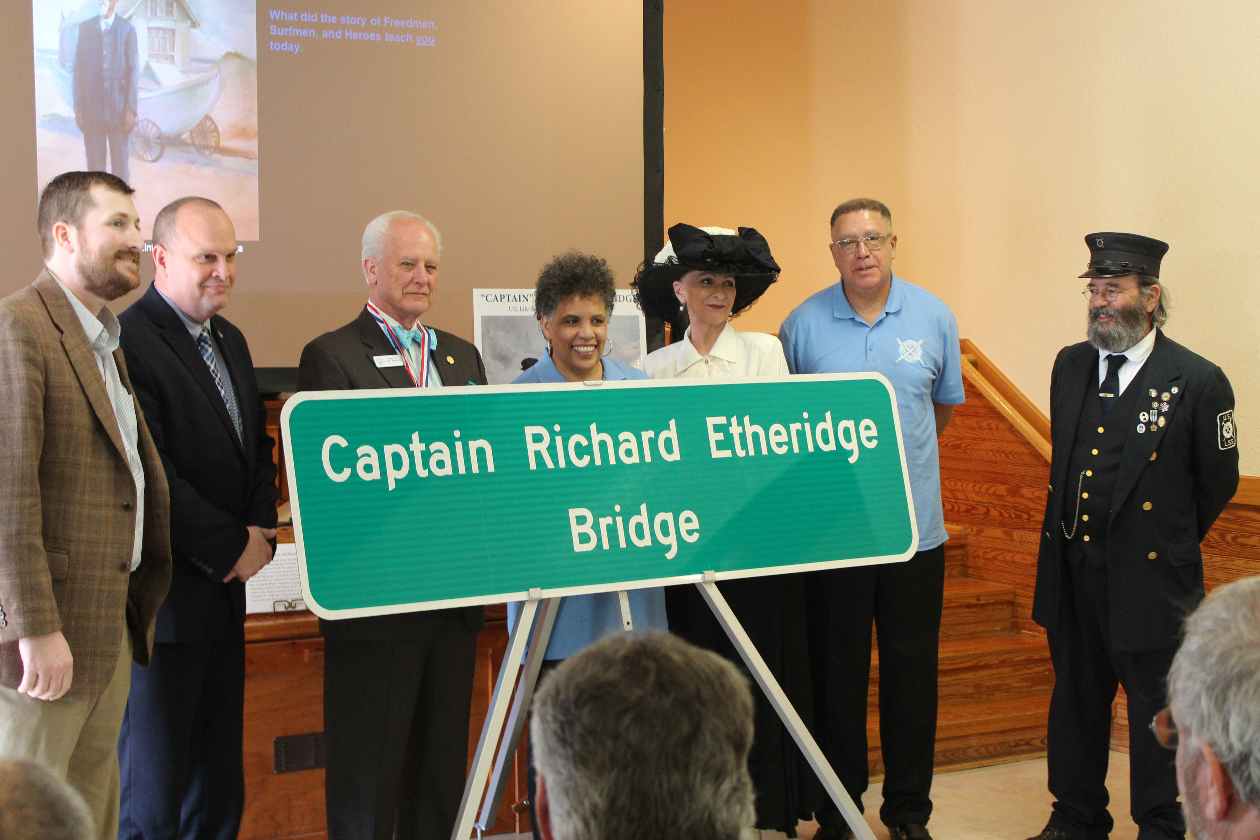 Etheridge Bridge Dedication (2-20-18) 19