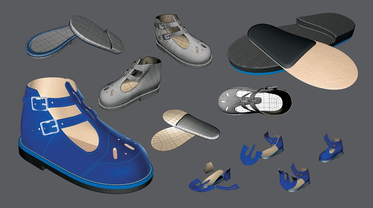 Orthopedic Shoes for Children