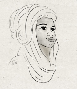 Moorish girl