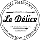 black logo le delice whithout  backgroun