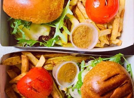 Our signature burger
