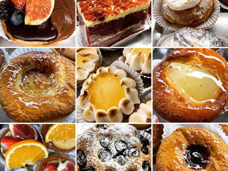 Today we baked for you