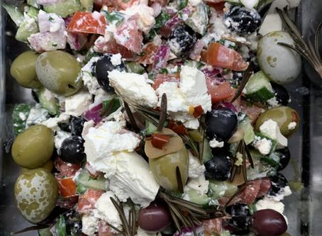 Greek Salad ala Le Delice